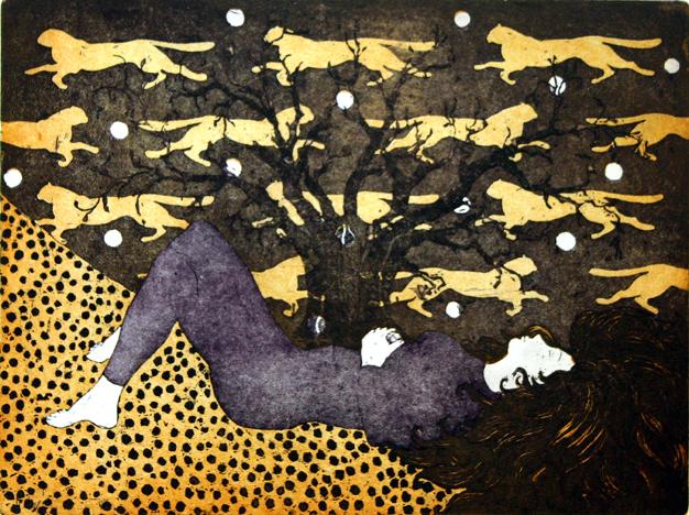 Marja Saksa: Afrikkalainen Yö
